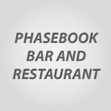 PHASEBOOK BAR AND RESTAURANT
